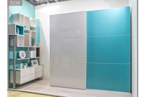 Шкаф-купе в гостиную Нова - Мебельная фабрика «Ариани»