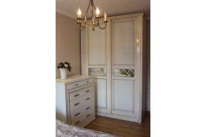 Шкаф-купе в классическом стиле - Мебельная фабрика «Симбирский шкаф»