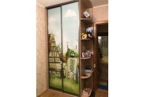 Шкаф-купе в комнату - Мебельная фабрика «Милана»