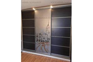 Шкаф-купе в коридор - Мебельная фабрика «SamSam-мебель»