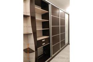 Шкаф-купе в коридоре - Мебельная фабрика «SamSam-мебель»