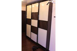 Шкаф-купе в прихожую - Мебельная фабрика «Santana»