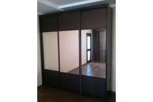 Шкаф-купе в прихожую - Мебельная фабрика «Вектра-мебель»