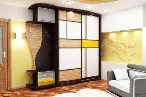 Шкаф-купе в прихожую - Мебельная фабрика «ARC мебель»