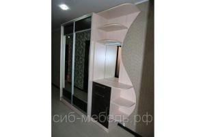 Шкаф-купе в прихожую 57  - Мебельная фабрика «Сиб-Мебель»