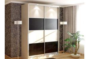 Шкаф-купе в спальню 10 - Мебельная фабрика «Вертикаль»