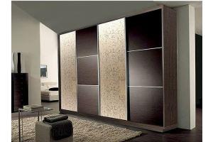 Шкаф-купе в спальню 18 - Мебельная фабрика «Меркурий»