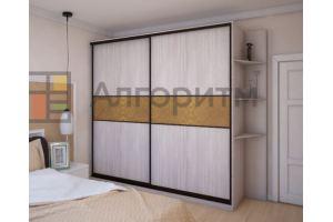 Шкаф- купе в спальню - Мебельная фабрика «Алгоритм»