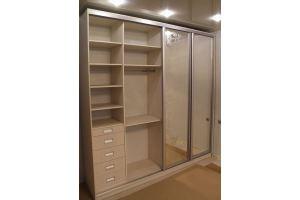 Шкаф-купе в спальню - Мебельная фабрика «Santana»