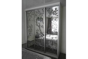 Шкаф-купе в спальню - Мебельная фабрика «Деталь Мастер»