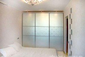 Шкаф-купе в спальню - Мебельная фабрика «Абсолют»