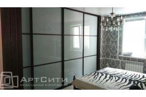 Шкаф-купе в спальню - Мебельная фабрика «МК АртСити»