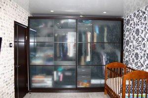 Шкаф-купе в спальню - Мебельная фабрика «Елиза»