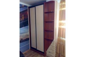 Шкаф-купе в спальню - Мебельная фабрика «Апрель»
