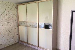 Шкаф-купе в спальню - Мебельная фабрика «Мебель Шик»
