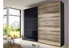 Шкаф-купе в спальню Адриана - Мебельная фабрика «LEVANTEMEBEL»
