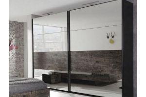 Шкаф-купе в спальню Уберта - Мебельная фабрика «LEVANTEMEBEL»