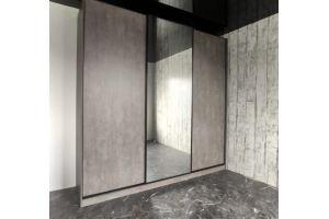 Шкаф-купе в стиле Лофт - Мебельная фабрика «SamSam»