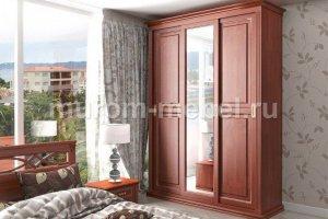 Шкаф-купе Венеция 3 - Мебельная фабрика «Муром-мебель»