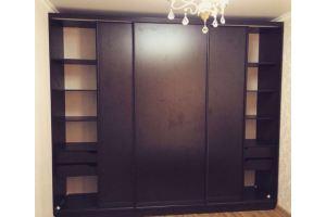 Шкаф-купе венге - Мебельная фабрика «Santana»