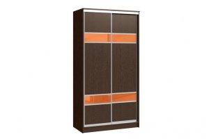 Шкаф-купе Версаль 2-х дверный (плёнка) - Мебельная фабрика «Континент»