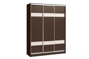 Шкаф-купе ВЕРСАЛЬ 3-х дверный (кожзам) - Мебельная фабрика «Континент»