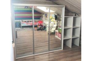 Шкаф-купе встроенный 2371-1 - Мебельная фабрика «Алгоритм»