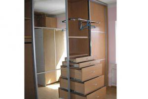 Шкаф-купе Встроенный-6 - Мебельная фабрика «ММС Мебель»