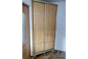 Шкаф-купе встроенный угловой - Мебельная фабрика «Мебель Шик»