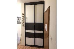 Шкаф-купе встроенный угловой - Мебельная фабрика «Алгоритм»