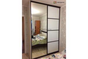 Шкаф-купе встроеный - Мебельная фабрика «Алгоритм»