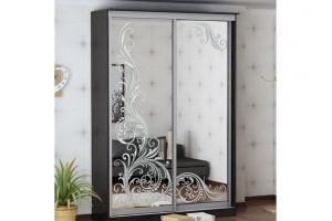 Шкаф-купе зеркальный 1 - Мебельная фабрика «Вертикаль»