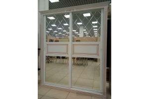 Шкаф-купе зеркальный - Мебельная фабрика «Симбирский шкаф»