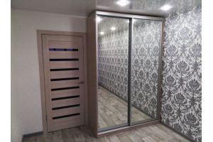 Шкаф-купе зеркальный - Мебельная фабрика «IDEA»