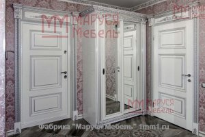 Шкаф-купе зеркальный - Мебельная фабрика «Маруся Мебель»