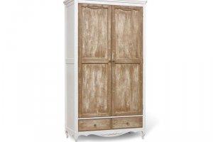 Шкаф Лео 2 2-х дверный с ящиками - Мебельная фабрика «Веро»