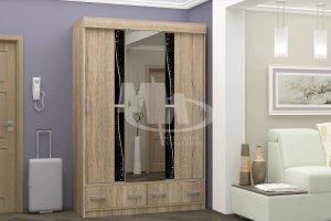 Шкаф Лорд 1 - Мебельная фабрика «МиФ»