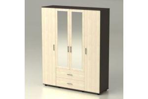 Шкаф Максим 4-х створчатый - Мебельная фабрика «Комодофф»