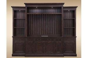 Шкаф массив дуба Демиан - Мебельная фабрика «Лидер Массив»