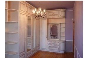 Шкаф массив ясеня Ника - Мебельная фабрика «Бора-мебель»