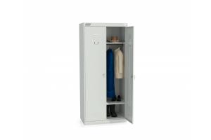 Шкаф металлический для одежды - Мебельная фабрика «Металл-Завод»