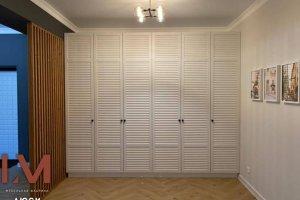 Шкаф многостворчатый - Мебельная фабрика «Люси»