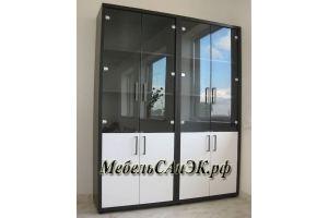 Шкаф модульный офисный 020 - Мебельная фабрика «САнЭК»