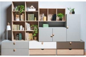 Шкаф модульный Ordo - Мебельная фабрика «Виктория»