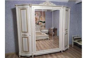 Шкаф Моника с зеркалом - Мебельная фабрика «Миал»