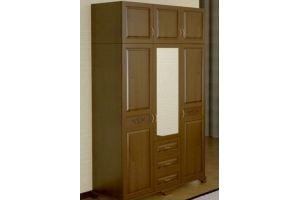 ШКАФ МУЗА 4 - Мебельная фабрика «Верба-Мебель»