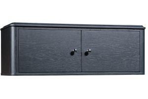 Шкаф навесной 2д Тиффани 2426 - Мебельная фабрика «Пинскдрев»