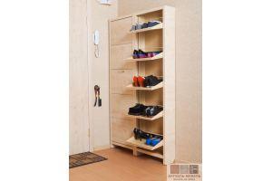 Шкаф-обувница в прихожую - Мебельная фабрика «Актуаль-М»