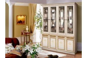 Шкаф пенал Карина 3 - Мебельная фабрика «Ярцево»