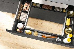 Выдвижная система Шкаф под мойку - Оптовый поставщик комплектующих «Blum»